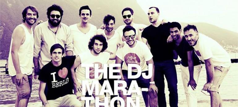 dj marathon gruppo